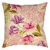 Thumbprintz Tulips and Lace Printed Pillow