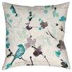 Thumbprintz Flowing Florals Printed Pillow