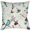 Thumbprintz Flowing Florals Indoor/Outdoor Pillow