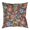 Thumbprintz Shangri La Floral Printed Pillow