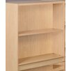 "Stevens ID Systems Library 39"" Starter Single Face Shelf Bookcase"