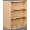 "Stevens ID Systems Library 47"" Starter Double Face Shelf Bookcase"