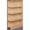 "Stevens ID Systems Library 61"" Adder Single Face Shelf Bookcase"