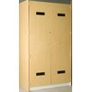 Stevens ID Systems Music Uniform and Hat Storage with Doors
