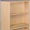 "Stevens ID Systems Library 39"" Starter Double Face Shelf Bookcase"