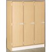 Stevens ID Systems 3 Tier 3 Wide Doors Locker