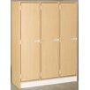 Stevens ID Systems 3 Tier 3 Wide Doors Locker