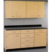 Stevens ID Systems 2 Drawer over Door / 4 Drawer with Locks