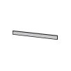 "Stevens ID Systems Science 0.75"" H x 55"" W Desk Phenolic Backsplash"