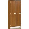 Stevens ID Systems Double Door Locker with 2 Shelf