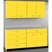 <strong>Drawer over Door / 4 Drawer with Locks</strong> by Stevens ID Systems
