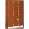 <strong>Six Doors Locker</strong> by Stevens ID Systems