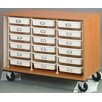 Stevens ID Systems Mobiles 18 Trays without Doors
