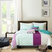 Intelligent Design Viva Coverlet Set