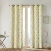 Intelligent Design Maci Window Pleated Curtain Panel