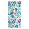 Intelligent Design Tamil Beach Towel
