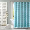 Intelligent Design Lexie Polyester Shower Curtain