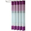 Intelligent Design Lacey Polyester Shower Curtain