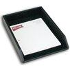<strong>1000 Series Classic Leather Front-Load Legal Tray in Black</strong> by Dacasso