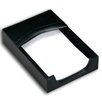 <strong>1000 Series Classic Leather Memo Holder in Black</strong> by Dacasso
