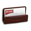 Dacasso 1000 Series Classic Leather Business Card Holder in Mocha