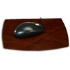Dacasso 1000 Series Classic Leather Mouse Pad in Mocha