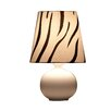 "Ziqi Home Vivid Zaida 14"" H Table Lamp with Empire Shade"