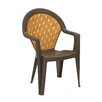 Grosfillex Commercial Resin Furniture Amazona Stacking Dining Arm Chair