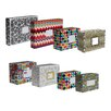 <strong>Decorative Mailing Box (8 Piece)</strong> by Jillson & Roberts