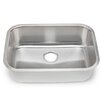 "<strong>Hahn</strong> Blanco Stellar 25"" x 18"" Single Bowl Kitchen Sink"