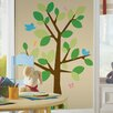 RoomMates Dotted Tree Wall Stickers