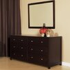 Epoch Design Pacifica 6 Drawer Dresser
