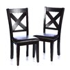 Woodbridge Home Designs Crown Point Side Chair (Set of 2)