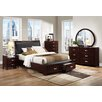 Woodbridge Home Designs Lyric Storage Platform Bedroom Collection