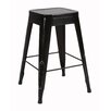 "Woodbridge Home Designs Amara 24"" Bar Stool (Set of 4)"