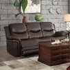 Woodbridge Home Designs St Louis ParkDouble Reclining Sofa