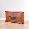 "Woodbridge Home Designs Cherry 46"" Corner TV Stand"