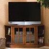 "Woodbridge Home Designs Woodard Corner Media/ Storage & 46"" TV Stand in Walnut"