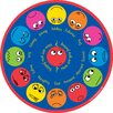 KaloKids Emotions Kids Rug