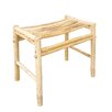 <strong>Bamboo Stool</strong> by ZEW Inc