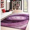 Rug Factory Plus Living Shag Shades of Lavender Rug