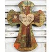 "<strong>""Every Day is a Gift"" Cross Wall Décor</strong> by Blossom Bucket"