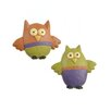 Blossom Bucket 2 Piece Owl Pins Set
