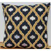 Auburn Textile Cotton Velvet Accent Pillow