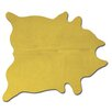 <strong>Geneva Yellow Rug</strong> by Natural Rugs