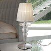 "Evi Style Gadora 19.7"" H Table Lamp with Empire Shade"