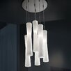 <strong>Frise 6 Light Pendant</strong> by Evi Style