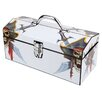 Sainty International Pirate Skulls Toolbox