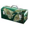 Sainty International Bait Busters Art Deco Toolbox