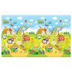 Parklon Pororo Fruit Land with 123 Soft PVC Play Mat